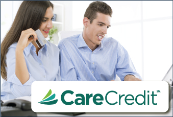 We offer care credit to our Nampa dental patients.